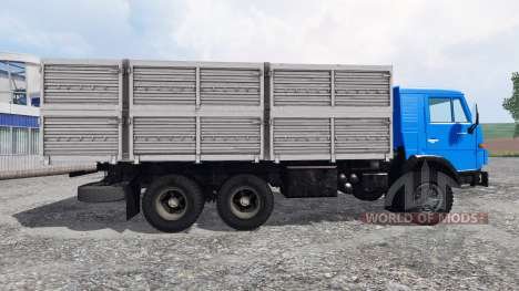 KamAZ-53212 v2.0 for Farming Simulator 2015