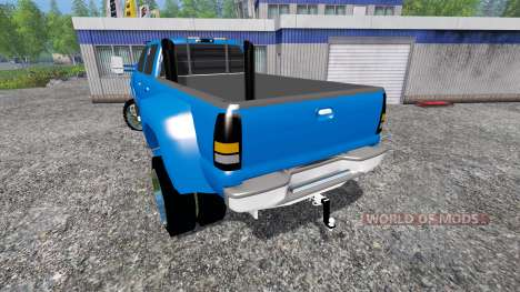 hair style simulator gmc 3500 2006 v3 0 for farming simulator 2015 2541