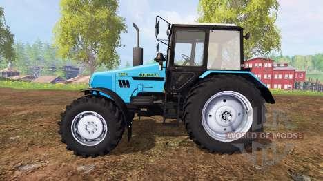 Belarus-1221 v2.0 [blue] for Farming Simulator 2015