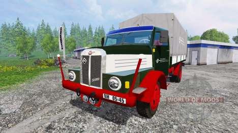 IFA S4000 for Farming Simulator 2015
