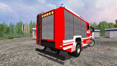 MAN TGM [firefighter] for Farming Simulator 2015
