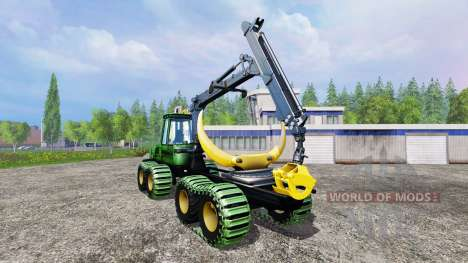 John Deere 1110D v1.2 for Farming Simulator 2015