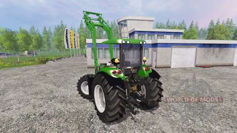 Fendt 936 Vario FL for Farming Simulator 2015