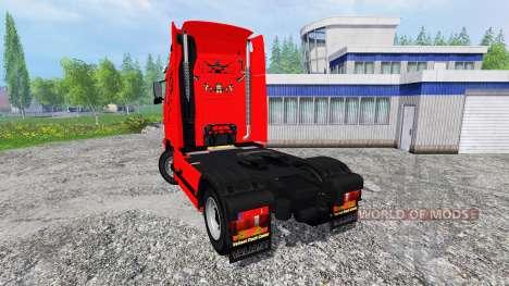 Volvo FH16 v1.0 for Farming Simulator 2015