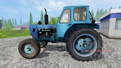 YUMZ-6L [blue] v2.0 for Farming Simulator 2015