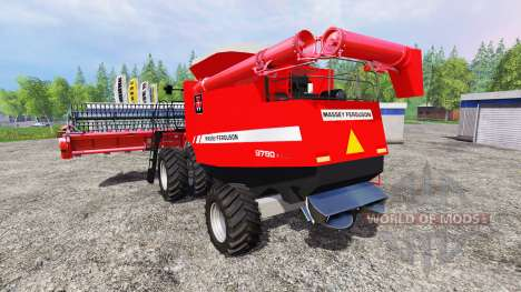 Massey Ferguson 9790 for Farming Simulator 2015