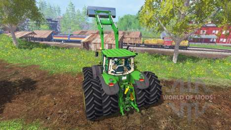 John Deere 7930 [final] for Farming Simulator 2015