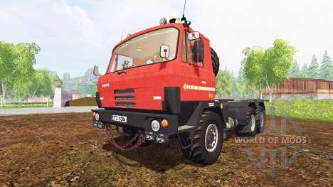 Tatra 815 for Farming Simulator 2015