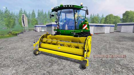 John Deere 8600i [pack] for Farming Simulator 2015