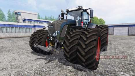 Fendt 936 Vario [pack] v2.0 for Farming Simulator 2015