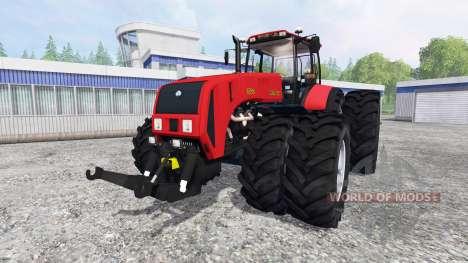 Belarus-3522 v1.6 for Farming Simulator 2015