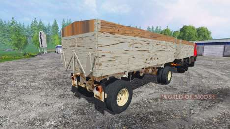 Tatra 815 for Farming Simulator 2015