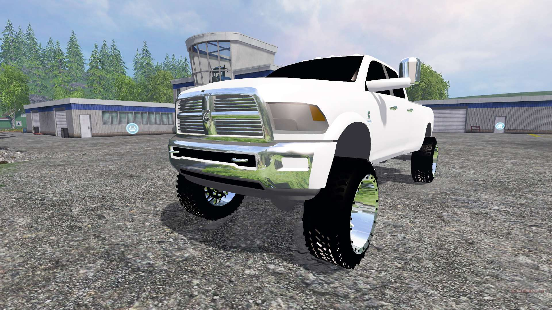 dodge ram 3500 2015 crew cab for farming simulator 2015. Black Bedroom Furniture Sets. Home Design Ideas