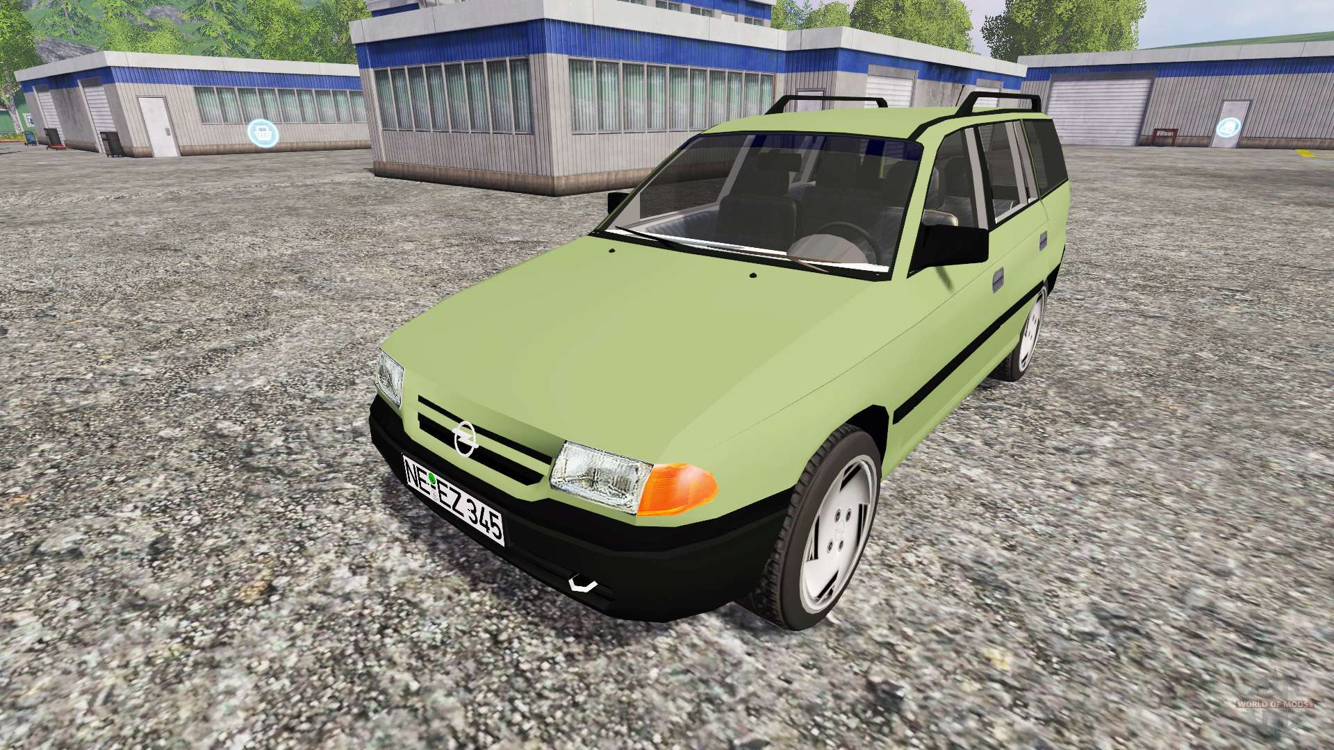 opel astra f caravan update for farming simulator 2015. Black Bedroom Furniture Sets. Home Design Ideas