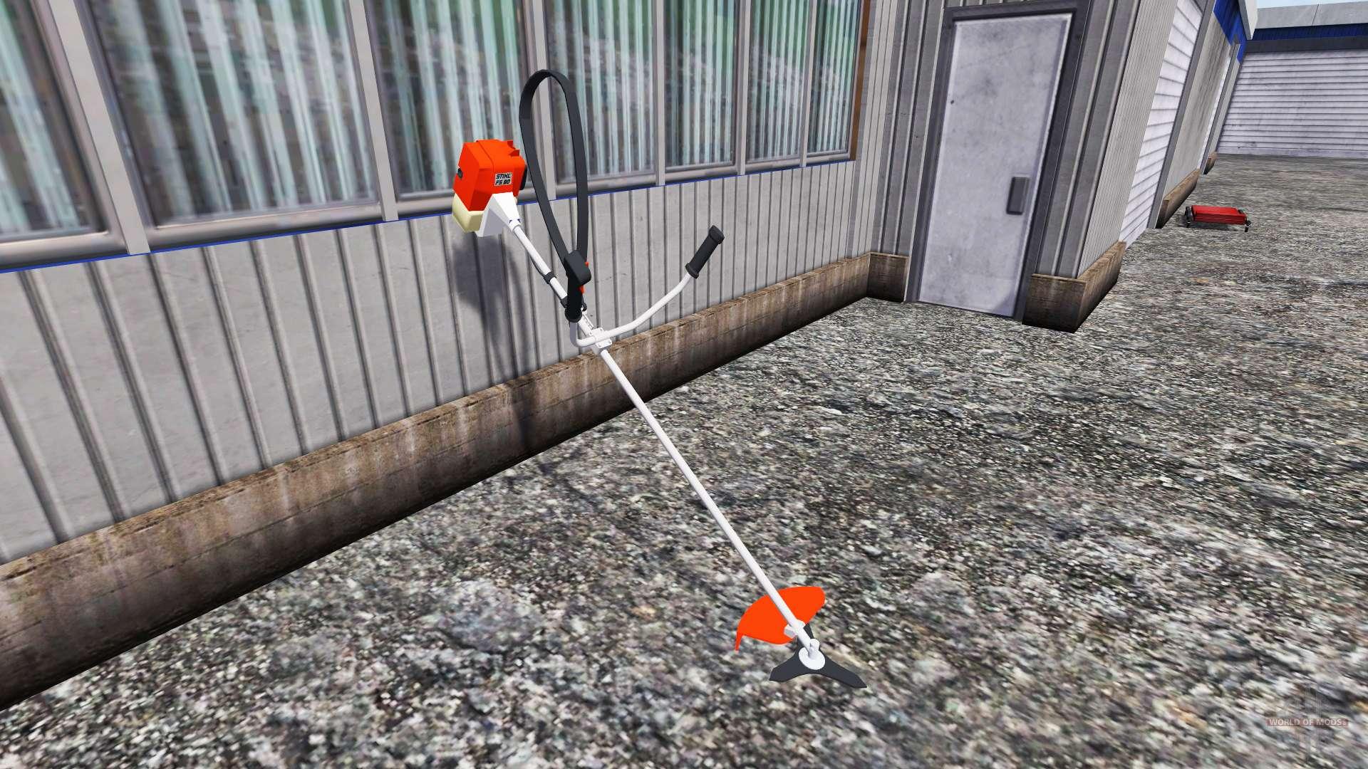 Stihl fs 80 for farming simulator 2015 - Stihl fs 80 ...