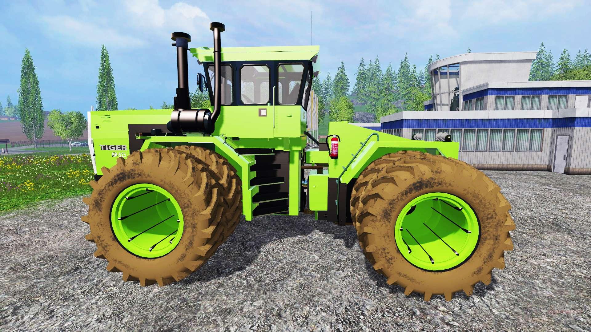Steiger Tiger KP 525 for Farming Simulator 2015
