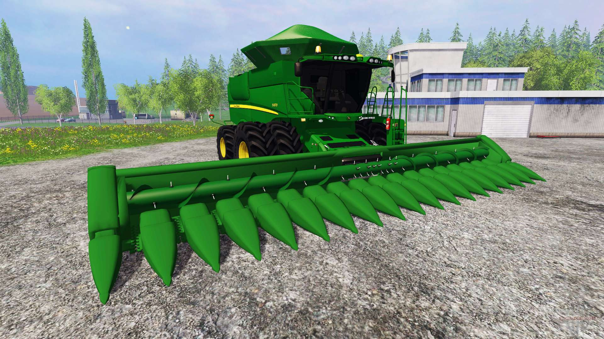 farm fuel filters john deere s670 for farming simulator 2015  john deere s670 for farming simulator 2015