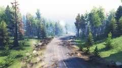 Gorno-Altaysk for Spin Tires