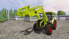 CLAAS Arion 650 FL [ensemble]
