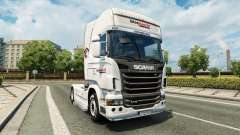 Intermarket skin for Scania truck for Euro Truck Simulator 2