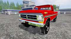 Ford F-250 1972