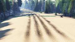 The Roads Of Krasnodar for Spin Tires