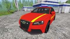 Audi RS3 8PA [feuerwehr] v0.9
