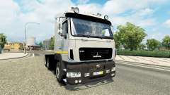 MAZ-5440А9 for Euro Truck Simulator 2