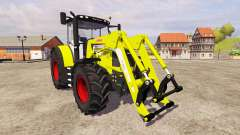CLAAS Arion 640 FL v2.0 for Farming Simulator 2013