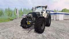 Deutz-Fahr Agrotron 7250 TTV Warrior v4.0 for Farming Simulator 2015