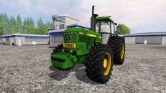 John Deere 4850 for Farming Simulator 2015