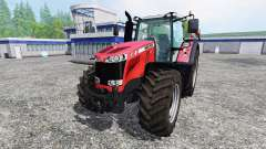 Massey Ferguson 8737 v1.1 for Farming Simulator 2015