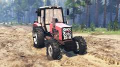 MTZ-1221 Belarus v14.04.16 for Spin Tires