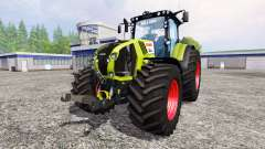 CLAAS Axion 850 v1.2