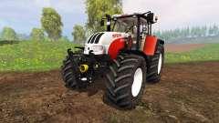 Steyr CVT 6195