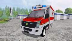 Volkswagen Crafter BRK for Farming Simulator 2015