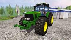 John Deere 6920 S v1.8