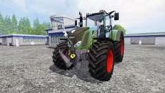 Fendt 828 Vario SCR v2.0 for Farming Simulator 2015