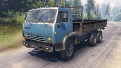 KamAZ-55102 [03.03.16] for Spin Tires