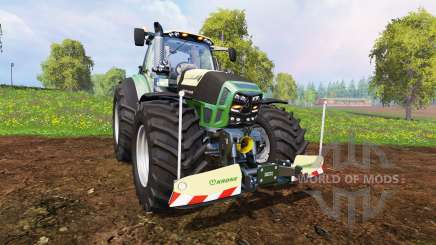 Deutz-Fahr Agrotron 7250 Warrior v8.0 for Farming Simulator 2015