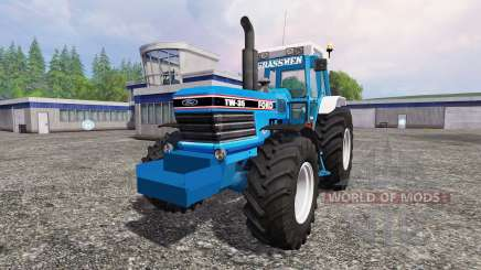 Ford TW 35 for Farming Simulator 2015