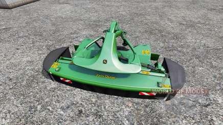 John Deere F310R и R870R for Farming Simulator 2015