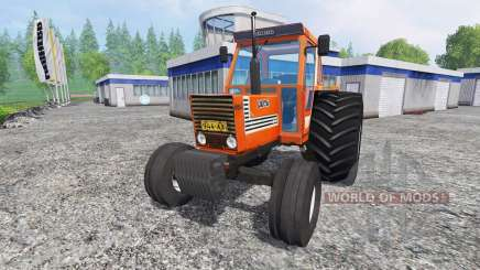 Fiat 980 v1.2 for Farming Simulator 2015