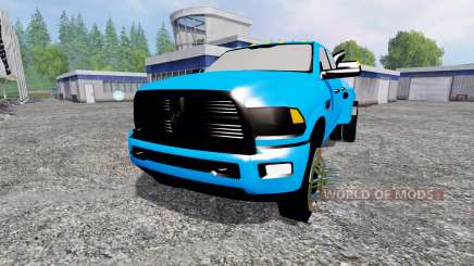 Dodge Ram 3500 [hauler] for Farming Simulator 2015