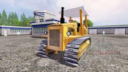Caterpillar D4E for Farming Simulator 2015