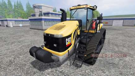 Caterpillar Challenger MT865B v1.1 for Farming Simulator 2015