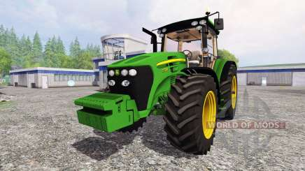 John Deere 7730 for Farming Simulator 2015