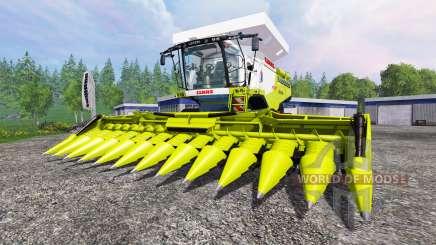 CLAAS Lexion 10x80 for Farming Simulator 2015