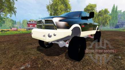 Dodge Ram 2500 for Farming Simulator 2015