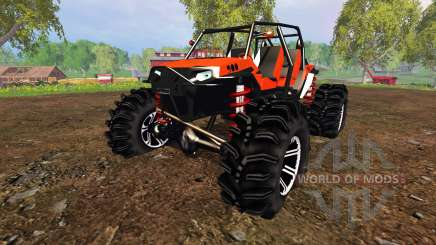 Polaris RZR XP 1000 for Farming Simulator 2015